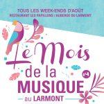 Mois de la Musique au Larmont 2020